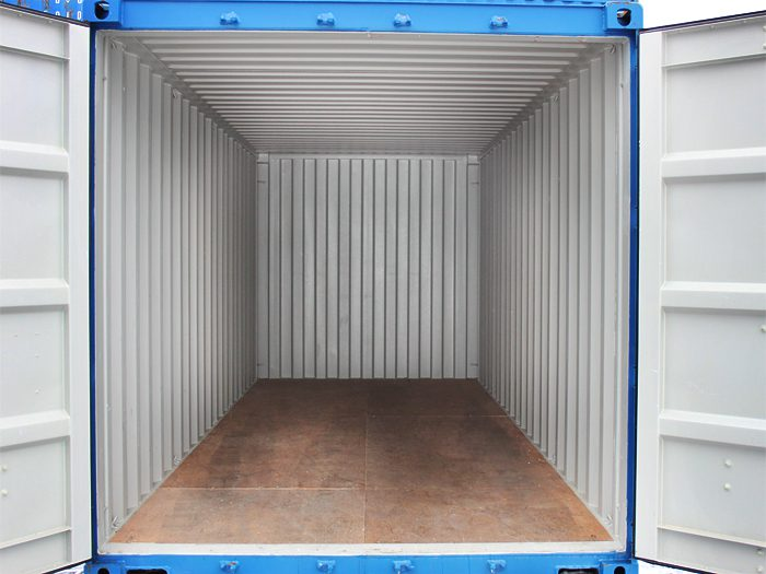 20 fot container